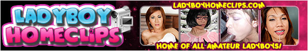 The hottest home video of Ladyboys playing!