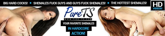 ChristianXXX Fucks all the Shemales on his Own Site!