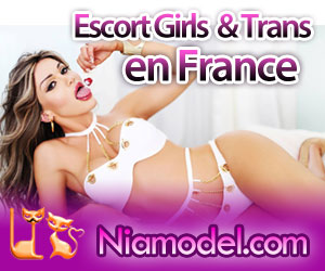 Escorte dames et trans en France