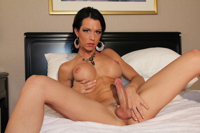 Transvestite oral sex