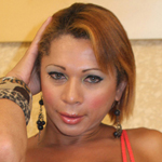 Priscilla from Sao Paulo fits perfectly with all the beautiful, horny t-babes on the site. She performs like a pro!
