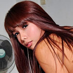 Aemmi is a beautiful young ladyboy with a fantastic body and a pretty smile!