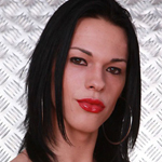 Tall slim transexual from the UK with lovely dark eyes!